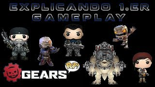 Gears of War POP l 1er. Gameplay  l Explicando su modo de juego l Sale 2019 a full l 1080p Hd