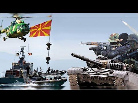 Aрмија на Република Македонија - Macedonian ARMY