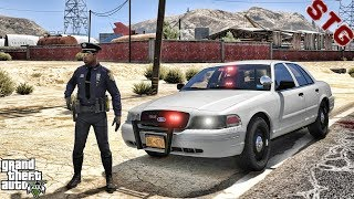 NYPD HIGHWAY PATROL CVPI!!!| #88 (GTA 5 REAL LIFE PC POLICE MOD)