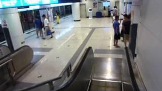 Beijing Subway Line10 Shilihe 十里河駅