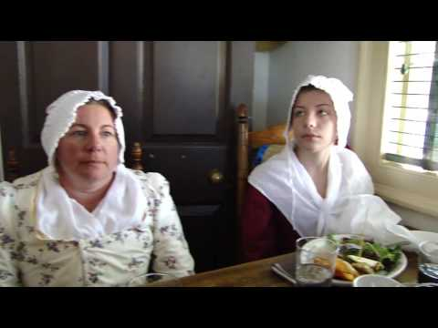 """Colonial Williamsburg: """"Over the Hills and Far Away"""" - Chownings Tavern"""