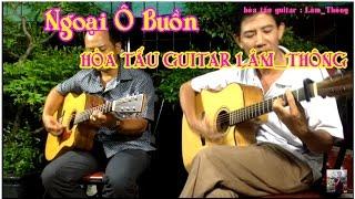 Ngoại Ô Buồn * hòa tấu guitar : Lâm_Thông *tác giả Anh Bằng