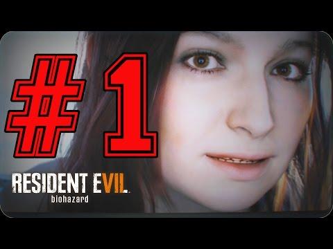 Resident Evil 7 | Walkthrough Guía Sin Comentario | Sub Español | Parte 1