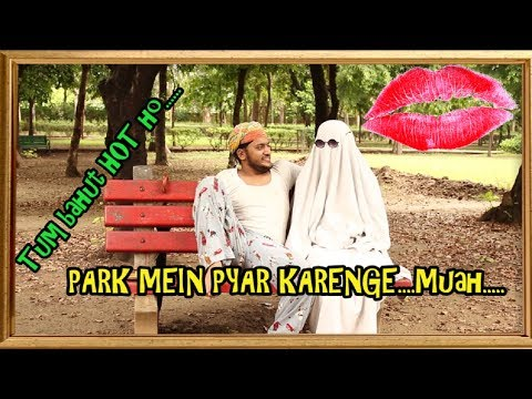 Love Story of Indian District Park - MUKESH aur TAAPSI