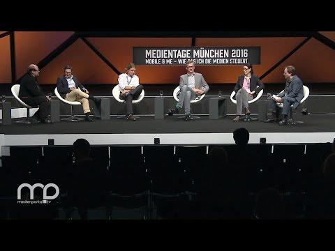Panel: Medien und künstliche Intelligenz - Wie sieht die Zukunft aus?