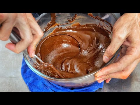 I Learned How To Temper Chocolate... (science Included)