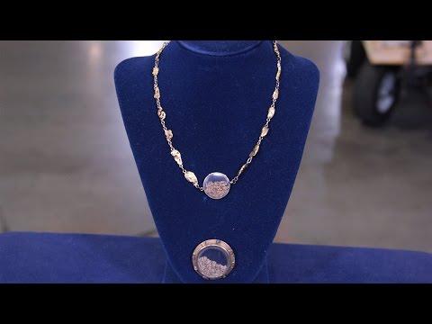 California Gold Rush Jewelry, ca. 1880 | Web Appraisal | Salt Lake City