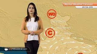 Weather Forecast for Feb 4: Dry weather in Delhi, Mumbai, Kolkata, Chennai, Fog in UP, Bihar