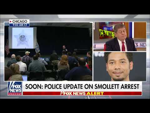 Judge Nap: Jussie Smollett Could Face Years in Prison If Prosecutors 'Get Aggressive'