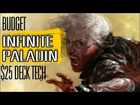 Budget Deck Tech: Infinite Paladin Combo by Strictly Better