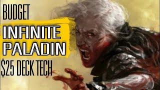 Mtg Deck Tech: Budget Infinite Paladin Combo in War of the Spark Standard!