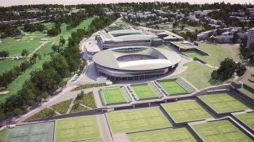 The New Wimbledon Master Plan