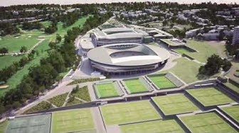 The New Wimbledon Master Plan