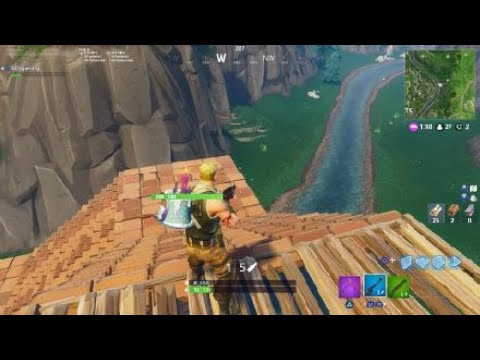 Fortnite Time Trials #3 West Of Salty