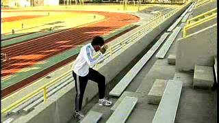 Speed and Power Drills for the Horizontal Jumps