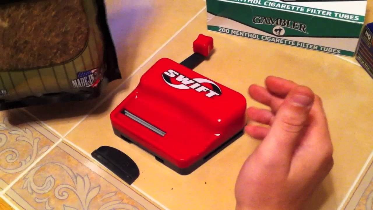 How to make cigarettes 47