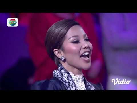 ROCK Dan DANGDUT MENYATU! Soimah Dan Candil 'Cinta Kita' - LIDA 2019