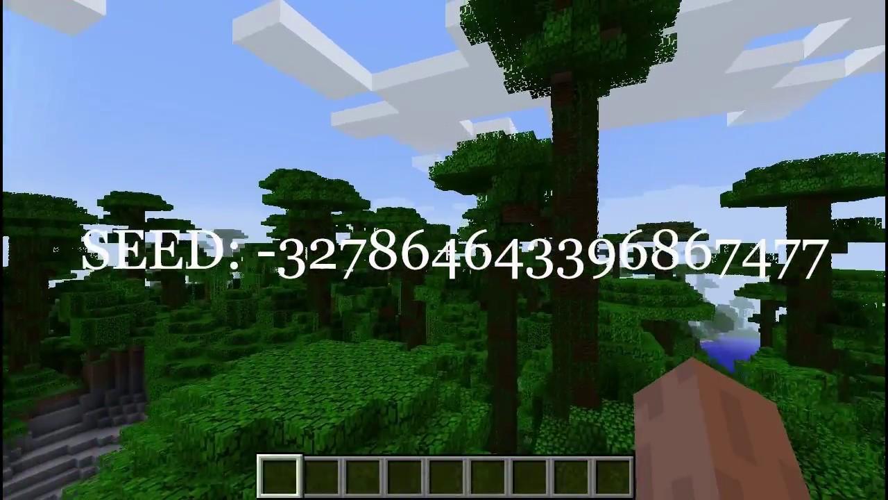 Minecraft 100.1002/100.100100 Seed 10: Triple jungle temple