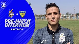 ATK's Sumit Rathi On AFC Champions League Spot Chances Ahead Of Chennaiyin Clash | Hero ISL 2019-20