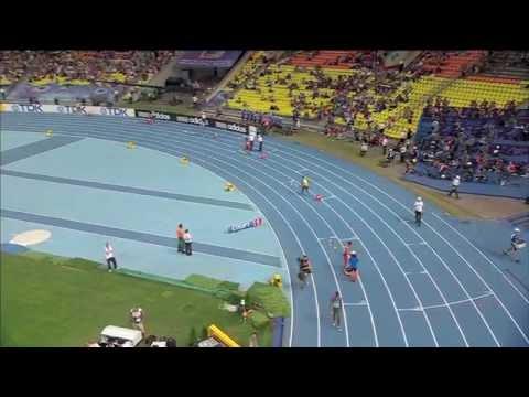 IAAF World Relay - promo
