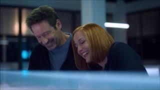 Смешные моменты со съемок на русском языке | X-Files | Секретные Материалы