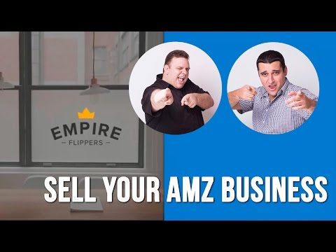 How to Sell your Amazon Business for Maximum Profits - Jungle Scout Webinar #16
