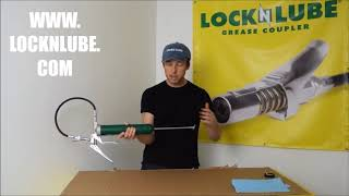 How to Load aฑd Prime a Grease Gun - Part 1