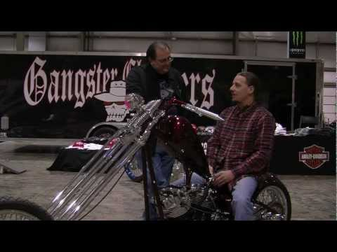 TwoWheelThunderTv talks with John from Gangster Chopper 2011.MOV