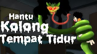 Video Kartun Lucu - Hantu Kolong Tempat Tidur - Kartun Horor download MP3, 3GP, MP4, WEBM, AVI, FLV Oktober 2018