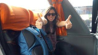Montevideo to La Paloma, Uruguay by Bus
