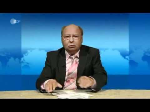 Der Opa ohne Krankenversicherung, Gernot Hassknecht heute show! die Bananenrepublik