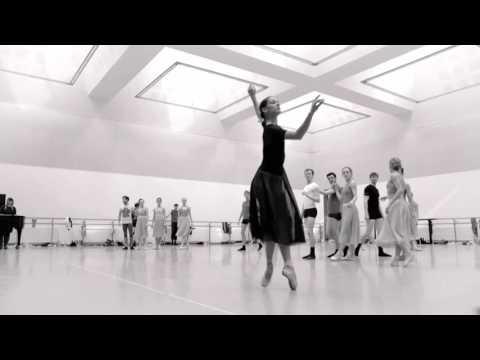 Making Swan Lake - Scottish Ballet - Theatre Royal Glasgow
