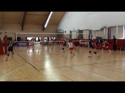 Nova KBM Branik Maribor 3:1 GEN-I Volley Nova Gorica