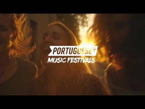 Portuguese Music Festivals (sneak peek)