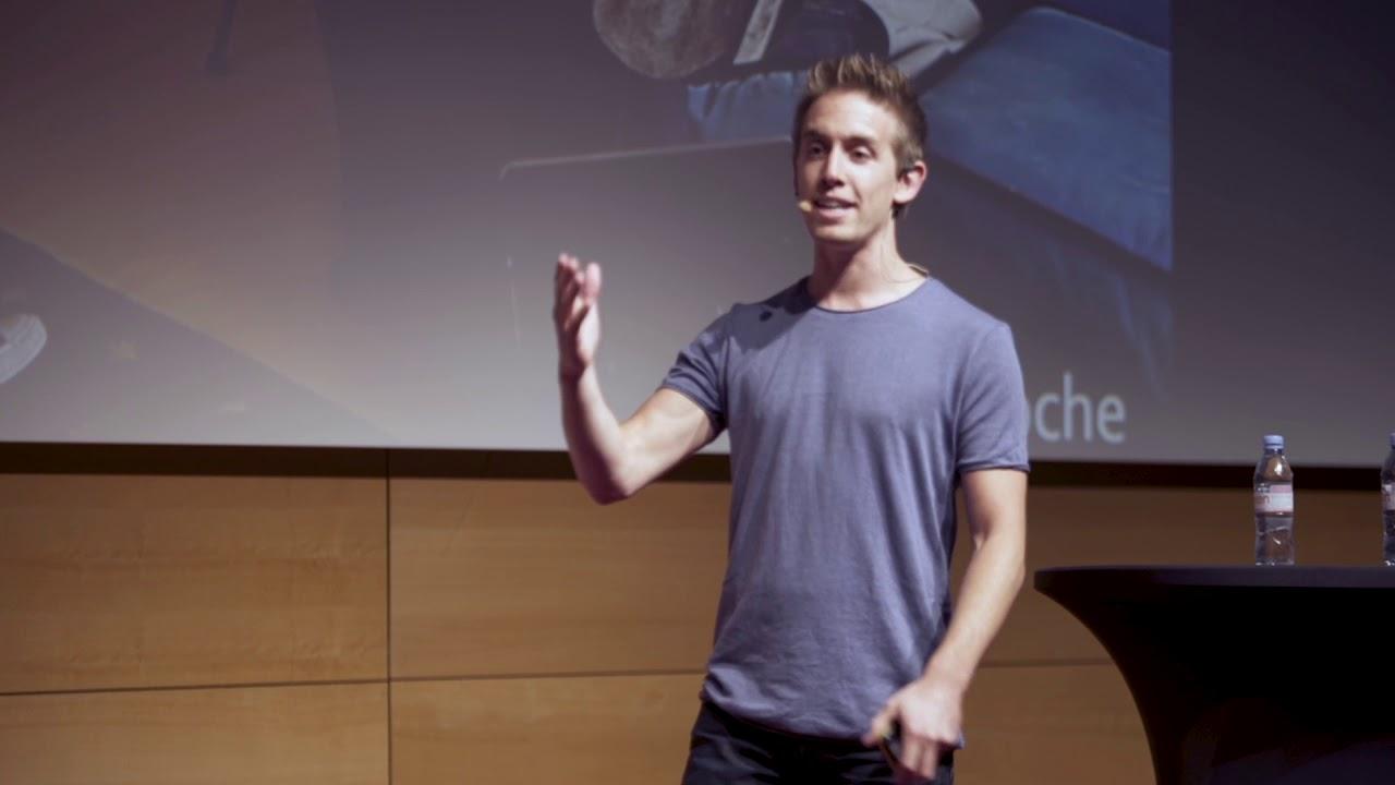 Vidéo de David Laroche, sur la chaine TEDx de You Tube