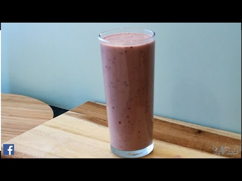 HEALTHY SUMMER SMOOTHIE FROM  Chef Ricardo Juice Bar Jamaica Chef!!!