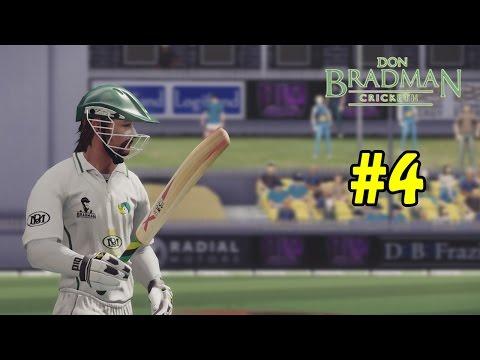 Don Bradman Cricket - Sam Lewis Career #4