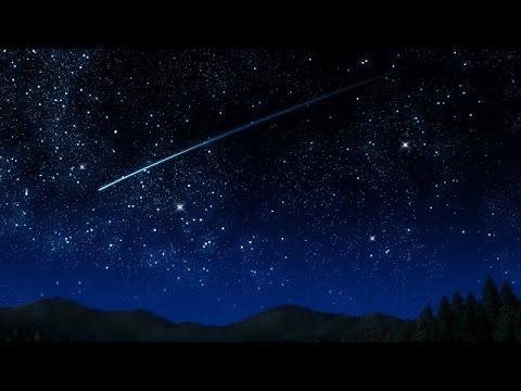 Луна звезды ночь