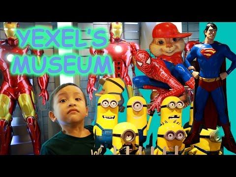 Yexel's Museum | Manila Ocean Park | Toy World