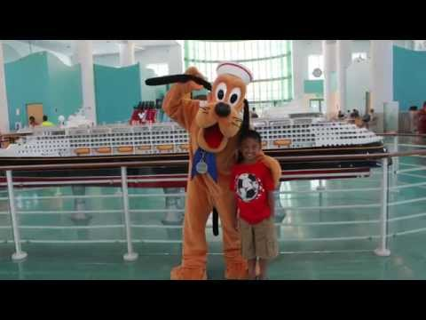 Disney Cruise '14 - Dream
