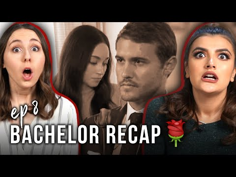 Victoria F's Dating History EXPOSED And Madison Unravels?! The Bachelor Recap 24x08