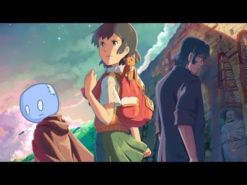 Hollow Earth in Anime ~ Journey to Agartha!