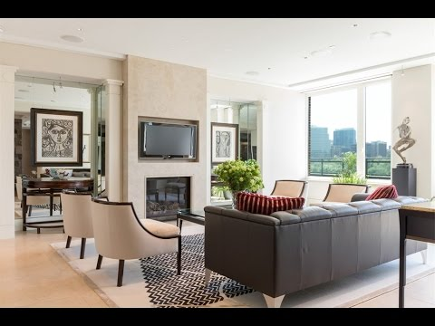 Masterful Penthouse at The Ritz-Carlton in Washington, DC