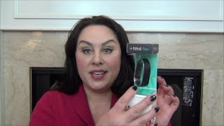FITBIT FLEX - What is it .....  ?   Unboxing & Set Up  .....  with a touch of frustration.....