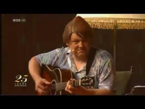 Herbert Knebel`Affentheater Wie ne Brücke über unruhiges Wasser