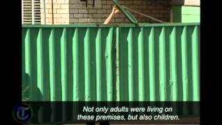 Russian underground sect: children were dirty but fed