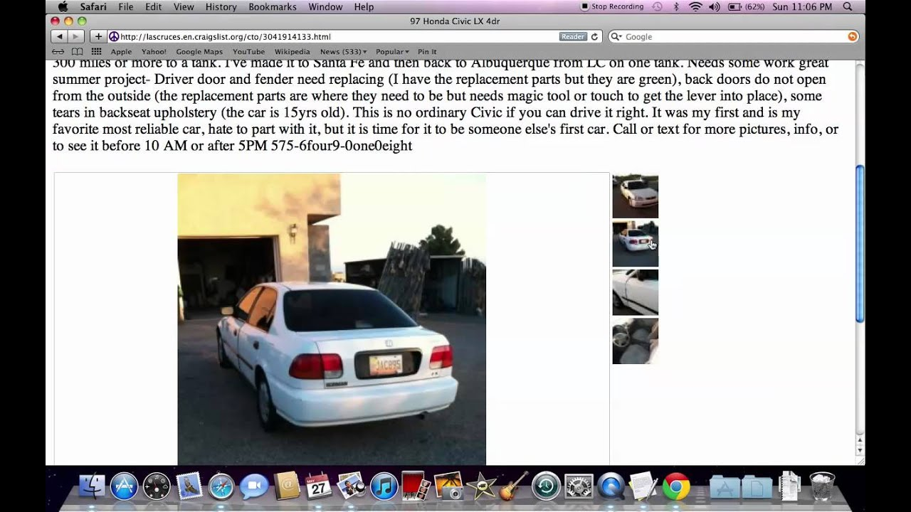 Craigslist Las Cruces NM - Used Cars and Trucks Under $7000 Online ...