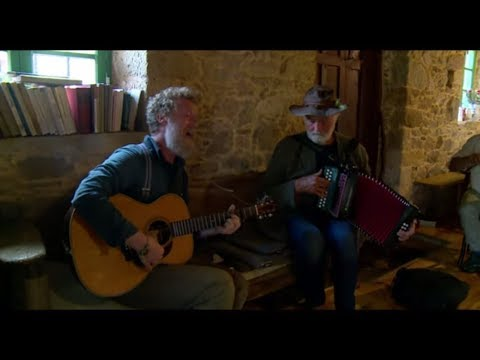 """Glen Hansard - """"Leave A Light"""" (from 'The Camino Voyage' Documentary)"""