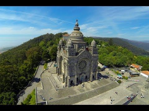 Santa Luzia Aerial view - Viana do Castelo