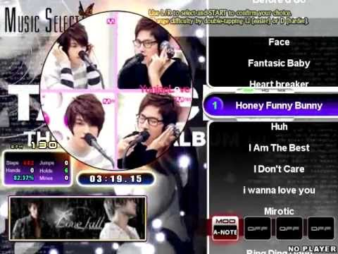 [Step Mania] [DL] [Part 2] List Song Of KPOP